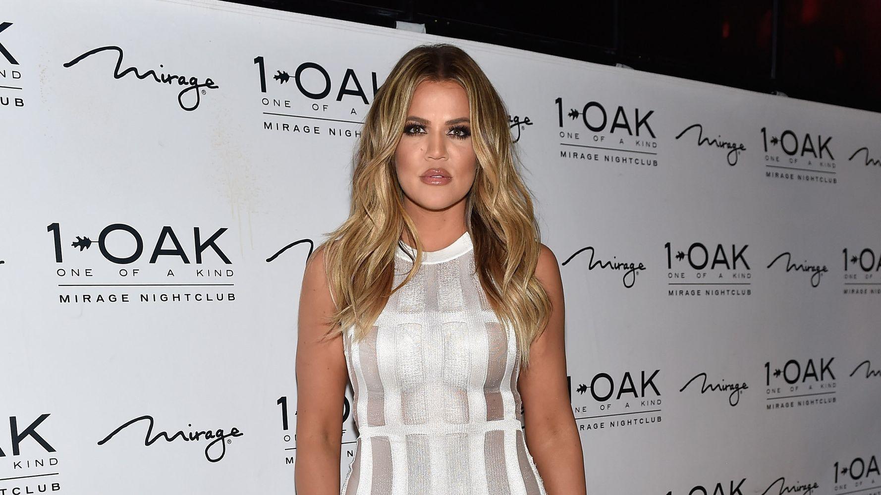 Khloe Kardashian Showed A Lot Of Skin This Year