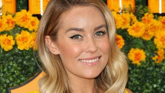 PACIFIC PALISADES, CA - OCTOBER 17:  Actress Lauren Conrad attends the Sixth-Annual Veuve Clicquot Polo Classic at Will Rogers State Historic Park on October 17, 2015 in Pacific Palisades, California.  (Photo by Paul Archuleta/FilmMagic)
