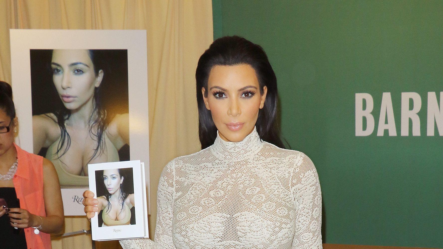 Kim Kardashian's 11 Best Outfits Of 2015