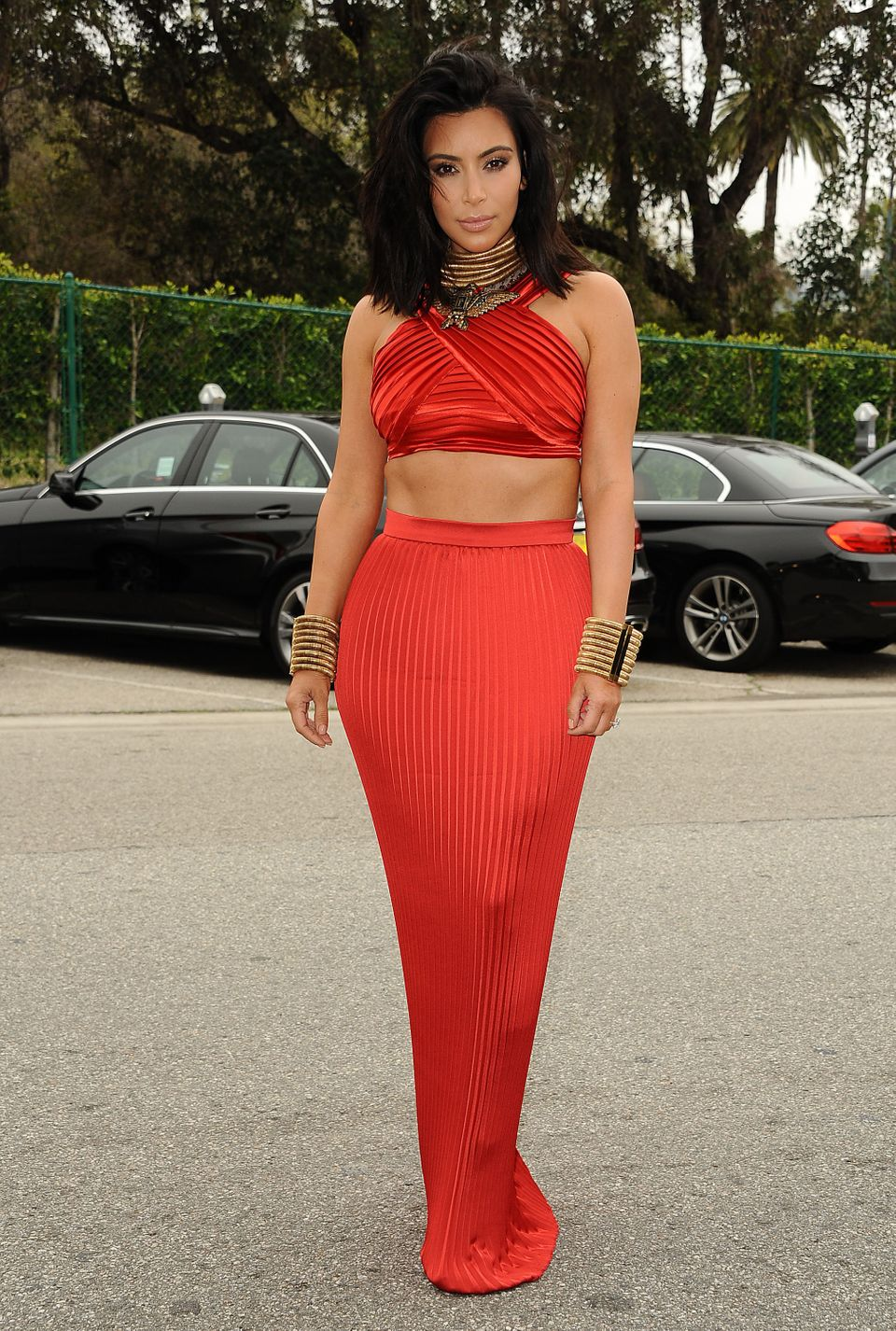 At the the Roc Nation Grammy brunch in Beverly Hills on Feb. 7.