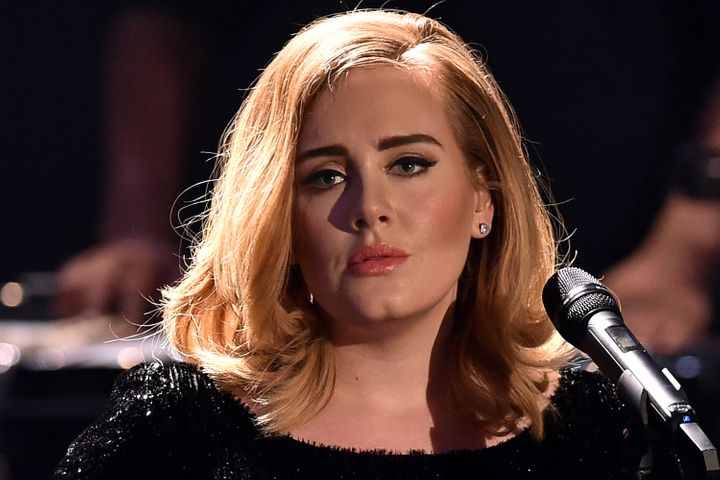 Adele Feared For Her Life After Smoking 25 Cigarettes A Day