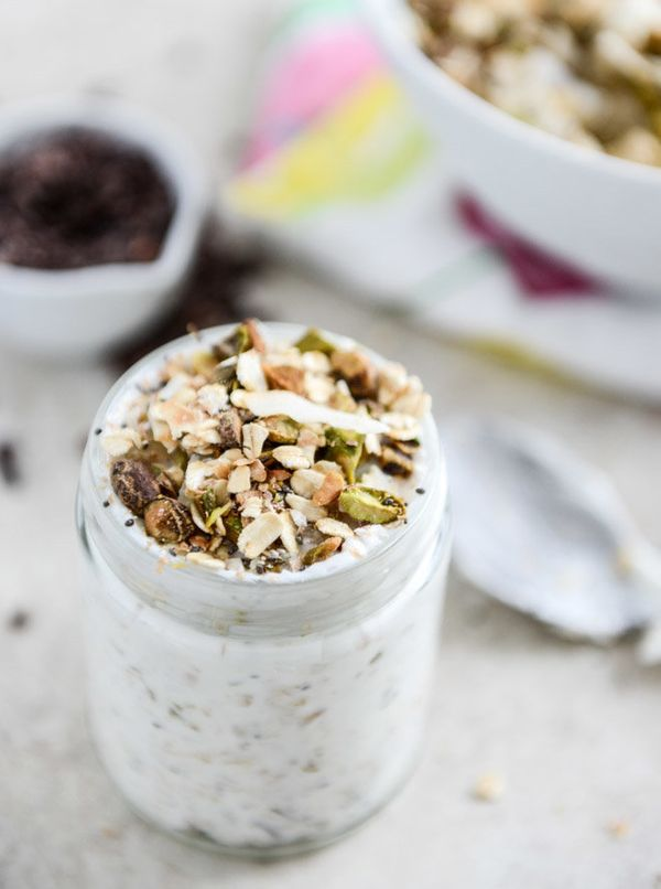 "<strong>Get the <a href=""http://www.howsweeteats.com/2014/01/toasted-pistachio-and-pineapple-muesli/"" target=""_blank"">Toasted"