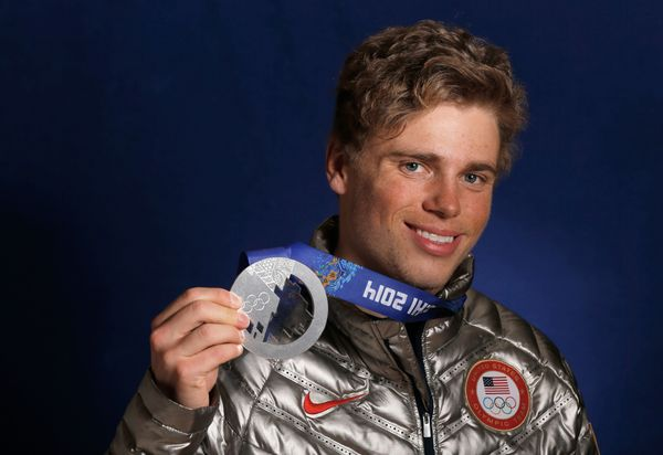 "The world champion freeskier and Olympic silver medalist came out in October <a href=""https://twitter.com/guskenworthy/s"