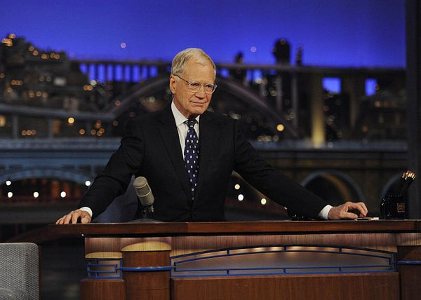 "The more his days on ""The Late Show"" became numbered, the more warmth crept into David Letterman's famously crusty aura."