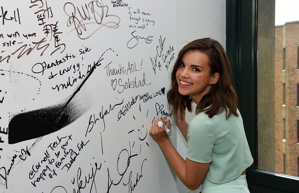 "YouTube sensation Ingrid Nilsen made a huge reveal in June, telling fans <a href=""https://www.youtube.com/channel/UC5zSySQab9"