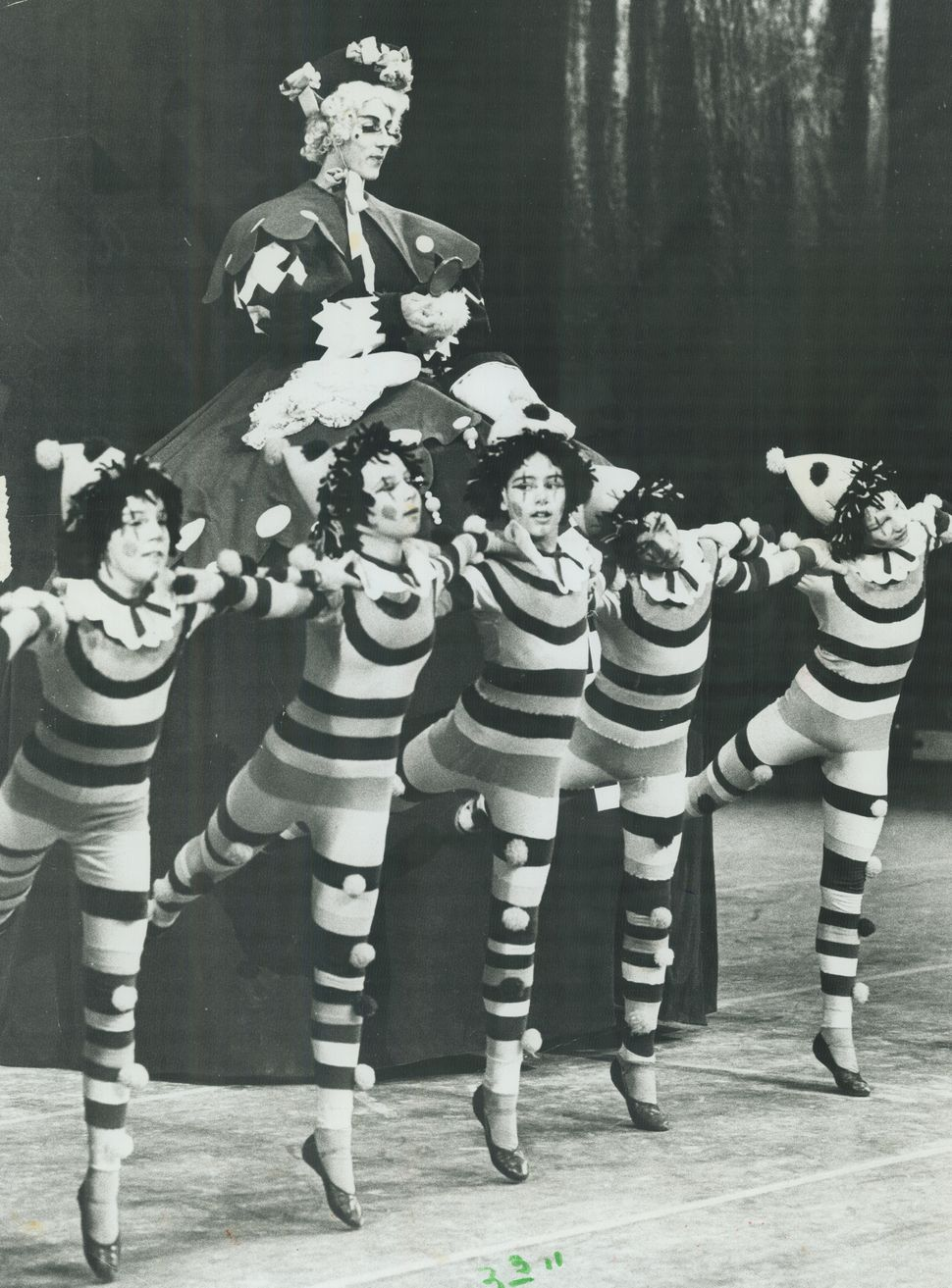 "The National Ballet of Canada's ""The Nutcracker"" in 1975."