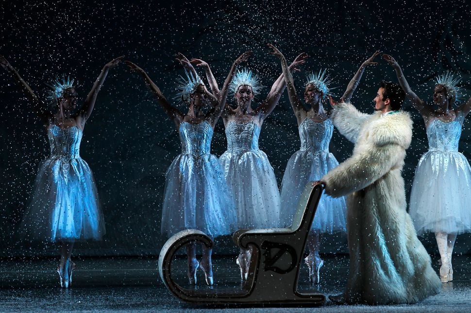 """The Nutcracker"" performed by the Los Angeles Ballet at The Alex Theatre in Glendale in 2011."
