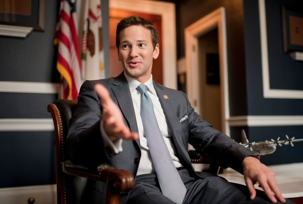 "For years the gay rumors abounded about Congressman Aaron Schock, a <a href=""http://www.huffingtonpost.com/2011/05/09/aaron-s"
