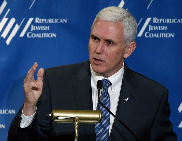"In the spring, activists cheered when Indiana's GOP governor, Mike Pence, pictured above, was forced to <a href=""http://www.c"