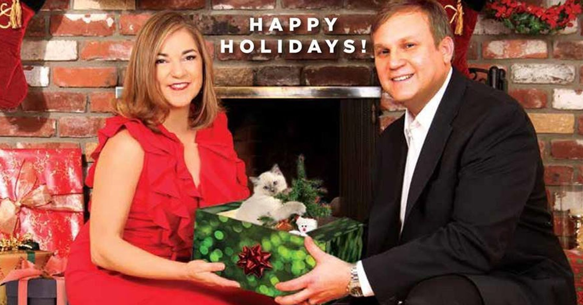 These Are Politicians\' Best And Worst Holiday Cards Of 2015 | HuffPost