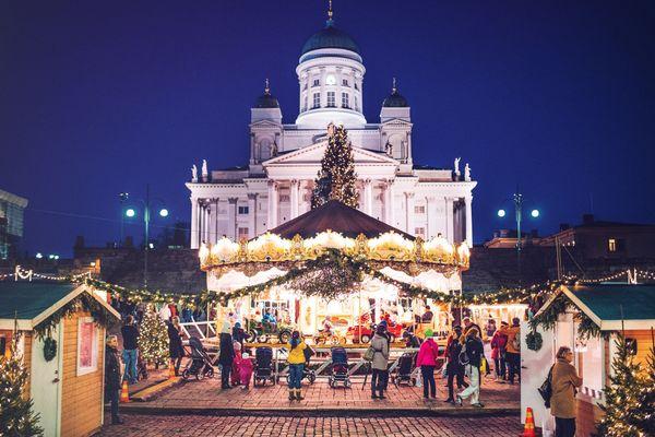 "The <a href=""http://www.visithelsinki.fi/en/whats-on/events-in-helsinki/helsinki-christmas-market-2015"">Christmas market&nbsp"