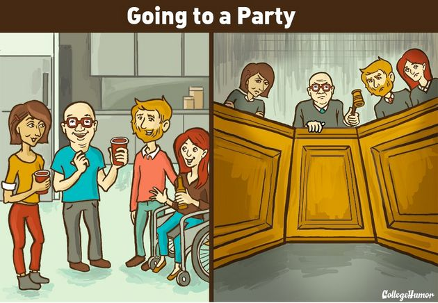 8 Illustrations Over-Thinkers Will Relate To On A Deep