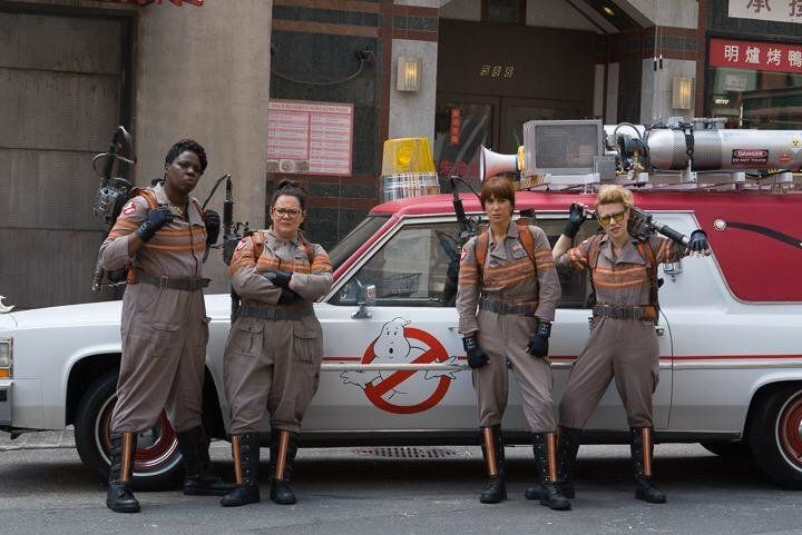 Who you gonna call when it's time to reboot Ghostbusters? How about an all-female cast! The revamped 1980s film <a href
