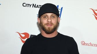 NASHVILLE, TN - NOVEMBER 04:  Musician Brantley Gilbert attends as Big Machine Label Group celebrates The 49th Annual CMA Awards at Rosewall on November 4, 2015 in Nashville, Tennessee.  (Photo by Larry Busacca/Getty Images for BMLG)