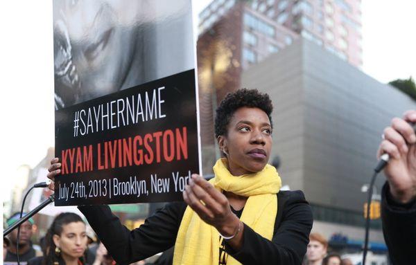 "Black women activists across the country <a href=""http://static1.squarespace.com/static/53f20d90e4b0b80451158d8c/t/560c068ee4"