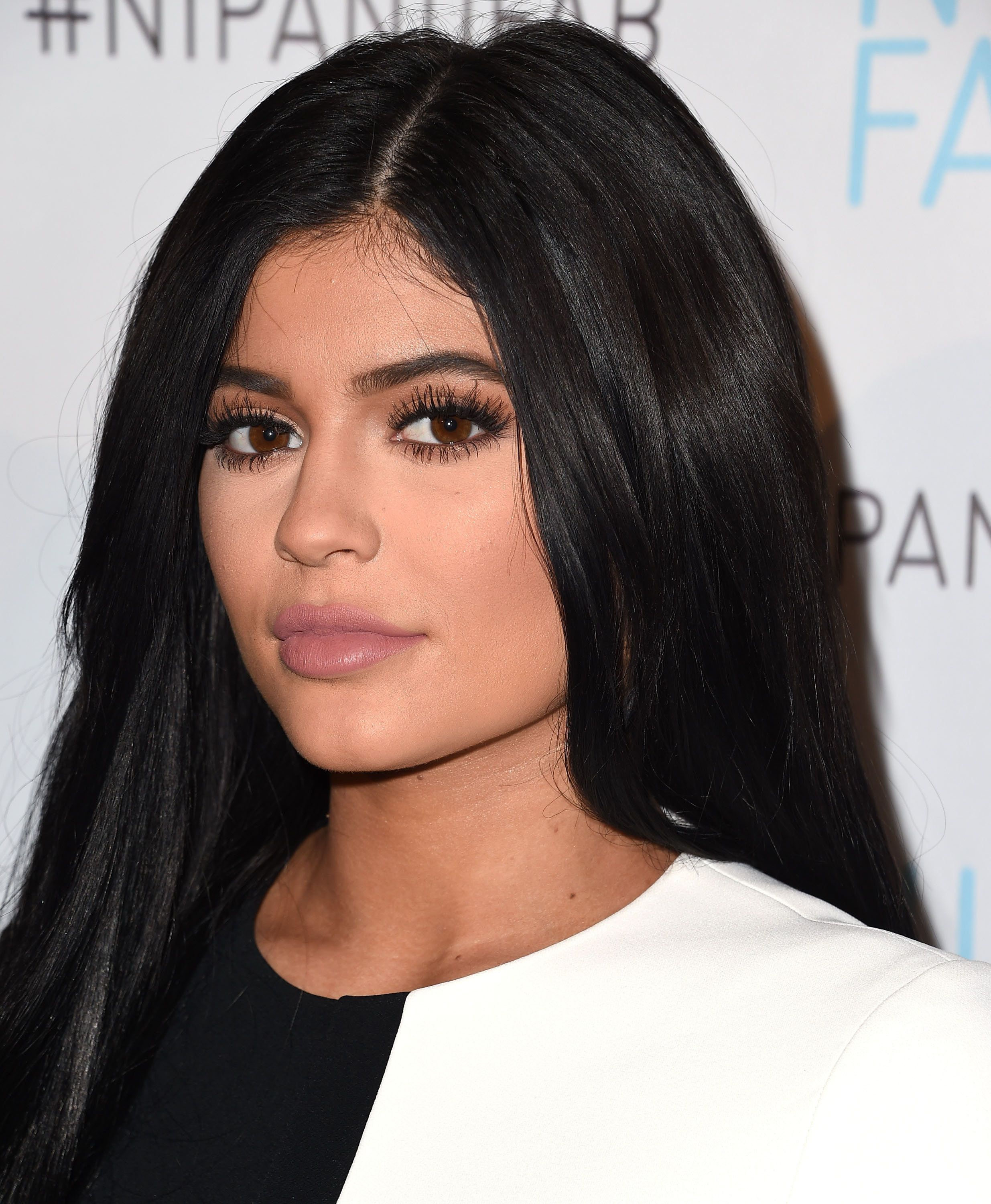 HOLLYWOOD, CA - DECEMBER 15:  Kylie Jenner Announced As Brand Ambassador For Nip + Fab at W Hollywood on December 15, 2015 in Hollywood, California.  (Photo by Steve Granitz/WireImage)