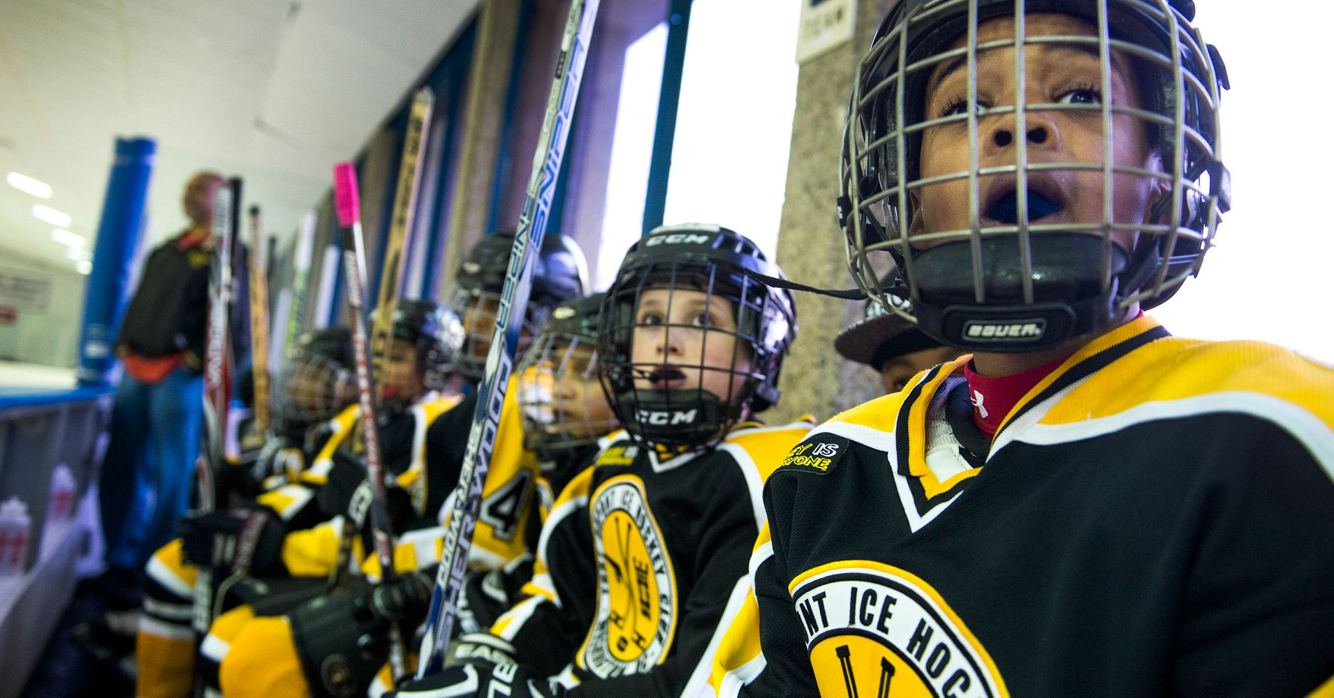 What A Mostly Black Hockey Club For Kids Tells Us About The Sport S
