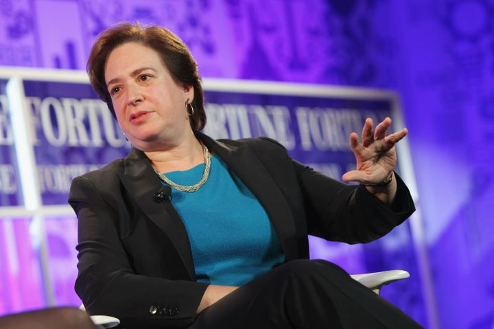 Supreme Court Justice Elena Kagan wrote the majority opinion in a decision that might make it easier for the federal governme