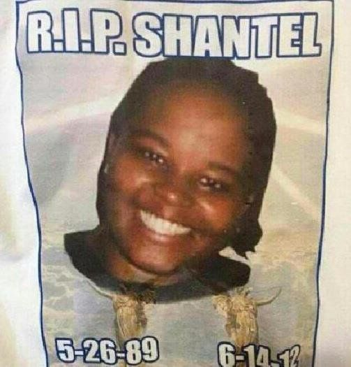 Shantel Davis was fatally shot while driving a car that police claim was stolen. Plainclothes NYPD officers approached her af