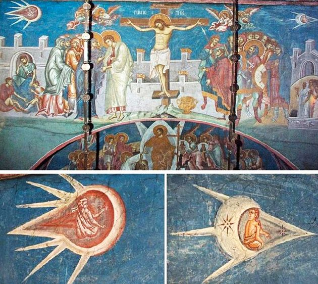What does the bible say about ufos