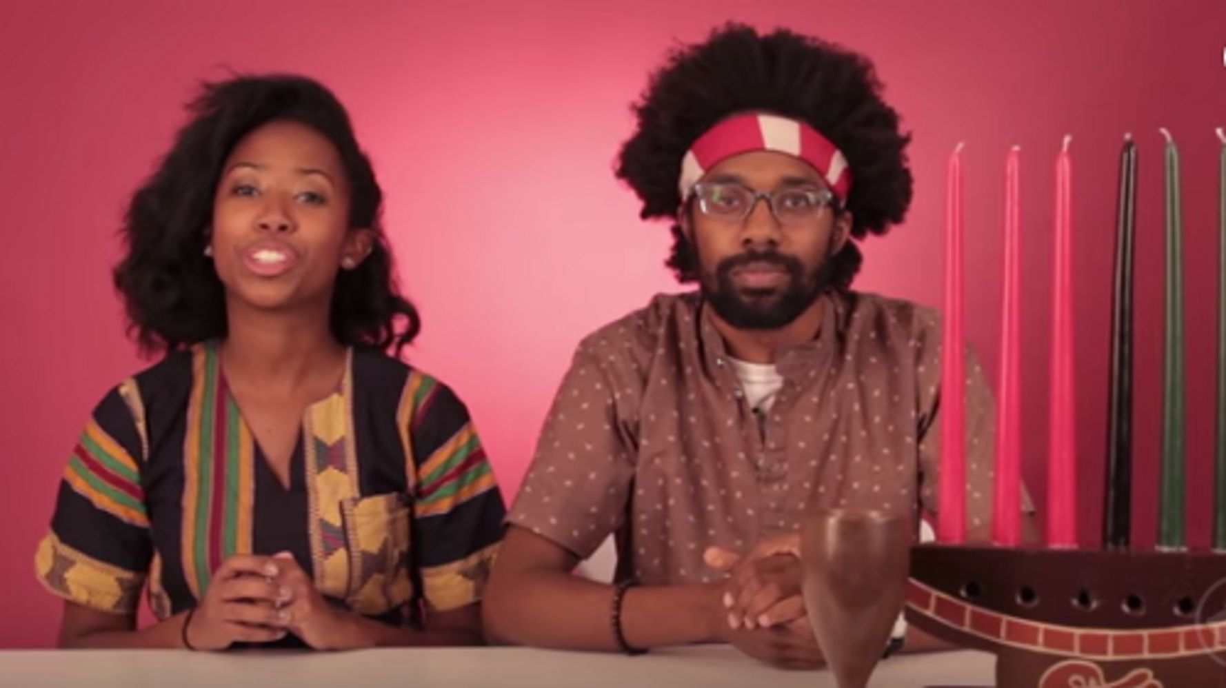 This Is What Happens When Black People Are Asked What Kwanzaa Means