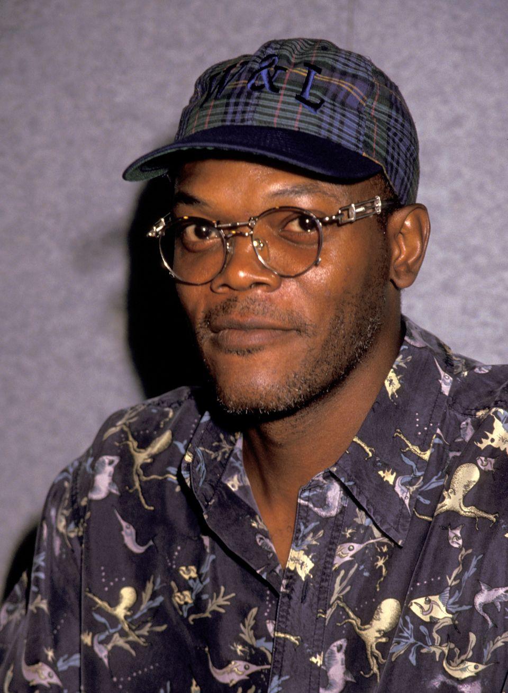 Samuel L. Jackson Sure Has A Lot Of Hats  78e9233c4d5