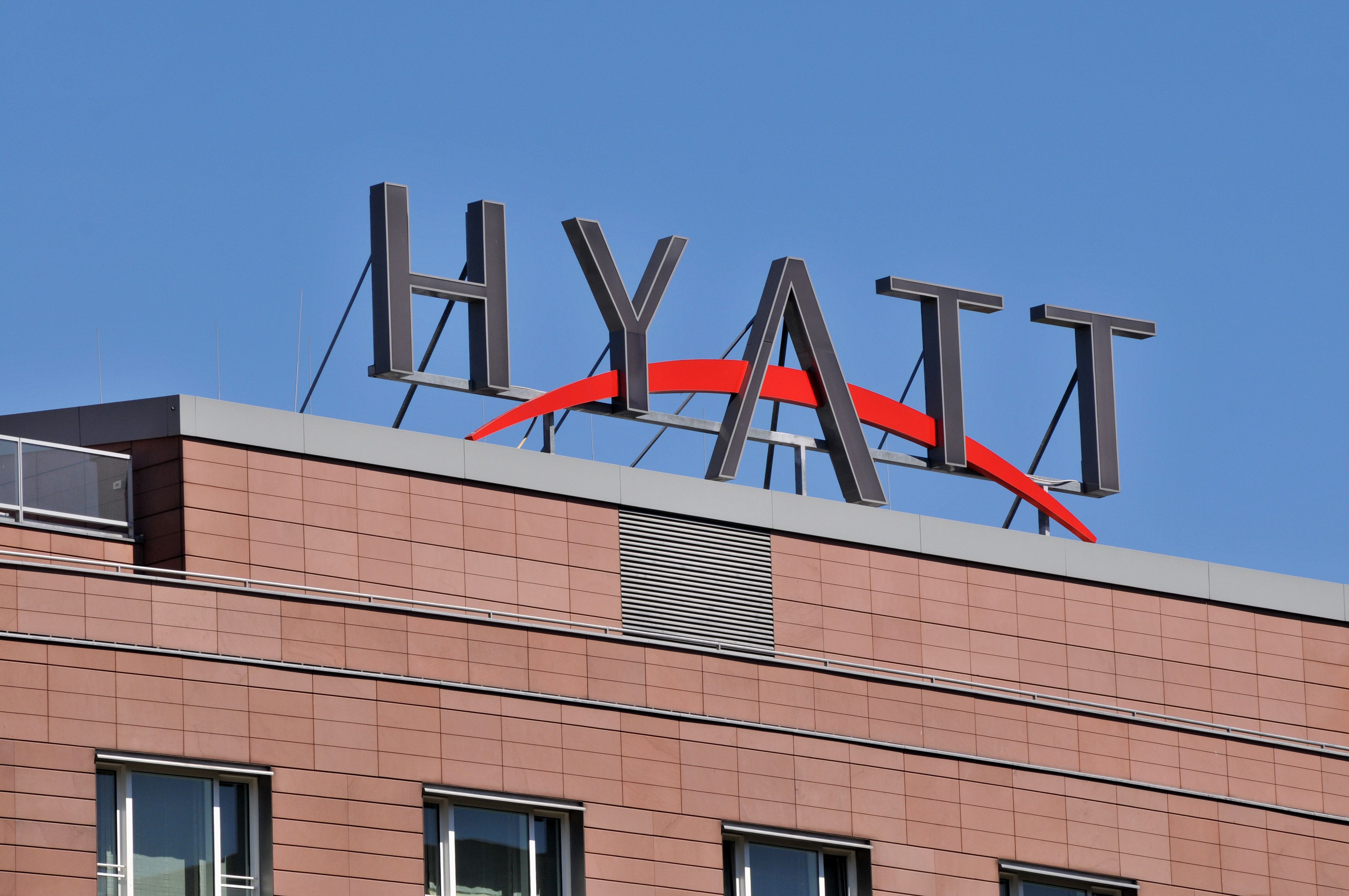 Hyatt is the fourth major hotel operator to warn of a breach since October.