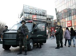 Beijing Tightens Security As Embassies Warn Of Terror Threats Against Westerners