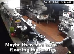 Taco Shop Mocks Burglars, Turns Break-In Footage Into Hilarious Commercial