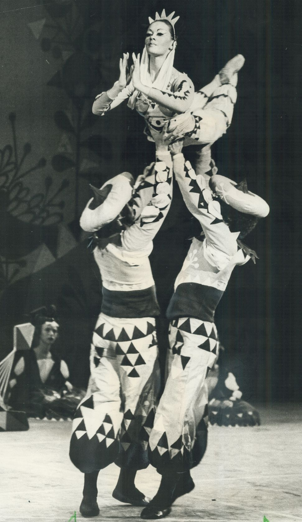 "The National Ballet performs ""The Nutcracker"" in 1980."