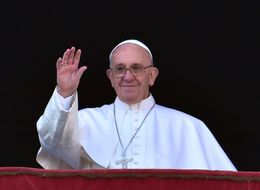 Pope Condemns Islamic State Terrorism In Christmas Message