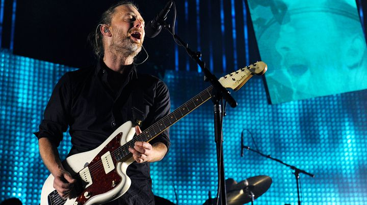 Thom Yorke said Radiohead loved the song and had made it their own.