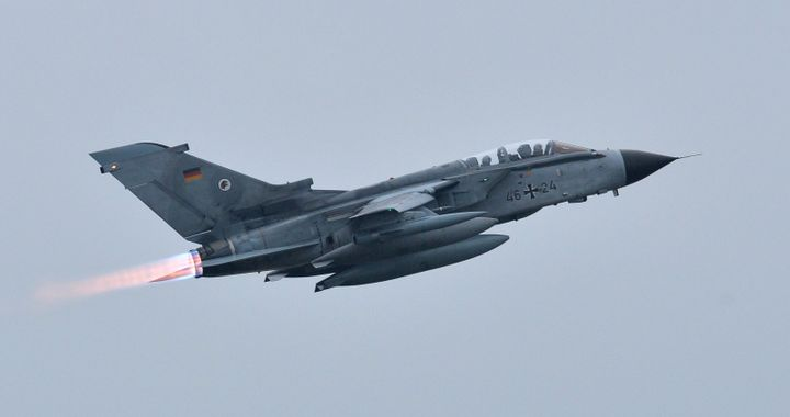 A coalition led by the U.S. is bombing the Islamic State in Iraq and Syria.