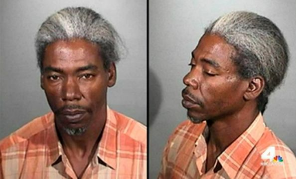 Clarence Dear was arrested on suspicion that he killed Pomona, Calif., resident Dawn Hensley by dousing her with gasoline and setting her on fire.
