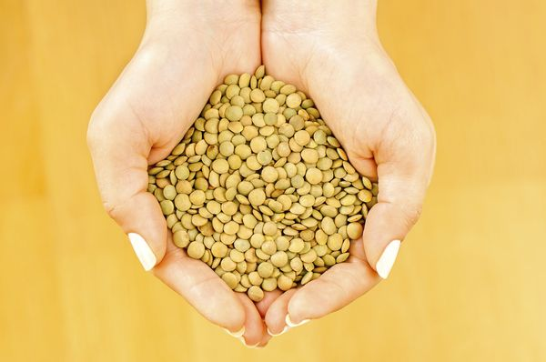 Because you can't get enough lentils, right?!<br><br>Many Latin Americans believe putting a handful of dry, uncooked <a href=