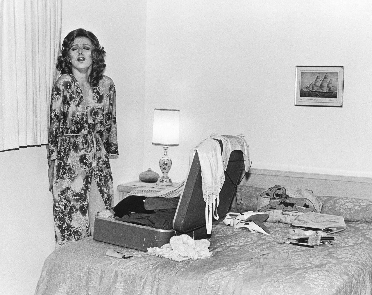Cindy Sherman, <em>Untitled Film Still #12</em>, 1978.