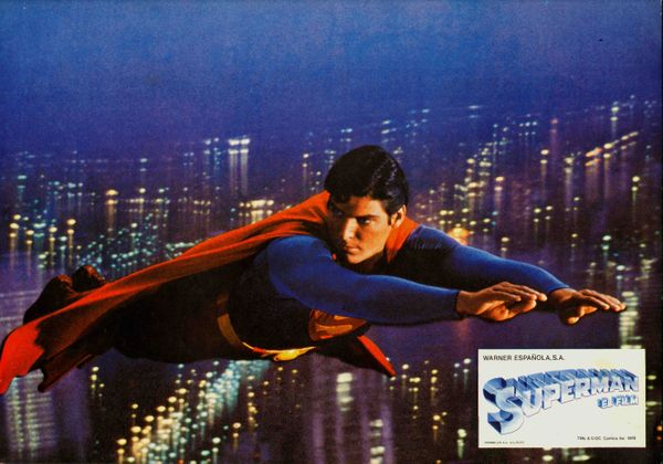 "In the 1978 film ""Superman,"" the titular hero travels back in time by flying at such high speed that he reverses th"