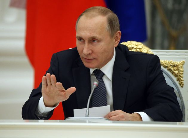 Book Of Putin's One Liners Is 'Ideal' Holiday Gift For Russian