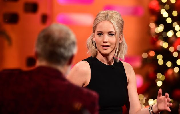 Jennifer Lawrence On Why She's Always 'Drunk And Disappointed' On New Year's