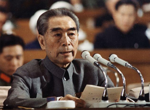 Zhou Enlai Was Communist Chinas first premier gay