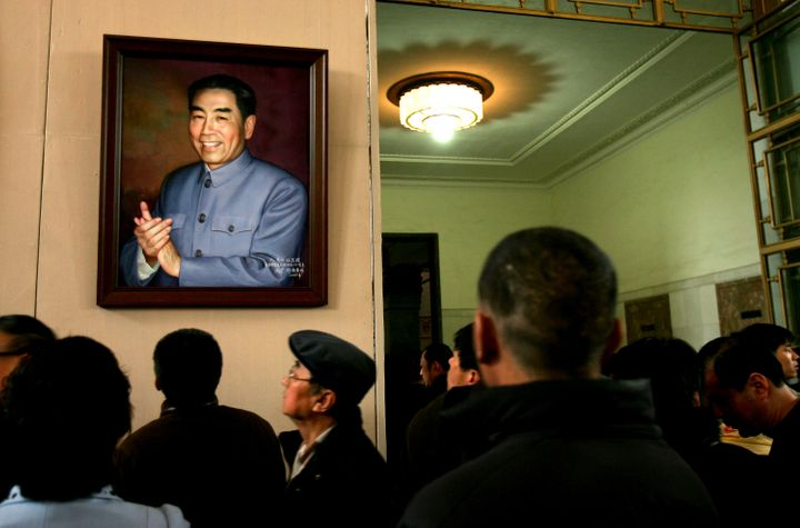 Chinas first premier Zhou Enlai was probably gay author