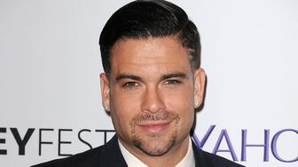 HOLLYWOOD, CA - MARCH 13:  Actor Mark Salling attends the 'Glee' event at the 32nd annual PaleyFest at Dolby Theatre on March 13, 2015 in Hollywood, California.  (Photo by Jason LaVeris/FilmMagic)