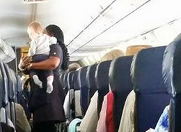 New Mom Thanks Southwest Flight Attendant For Going 'Above And Beyond'