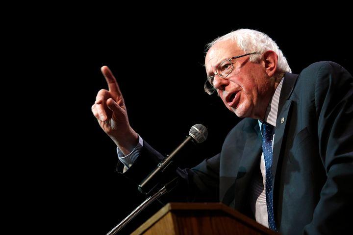 Democratic presidential candidate Sen. Bernie Sanders (I-Vt.) put forward a lengthy list of Fed policy reforms on Dec. 23, 20