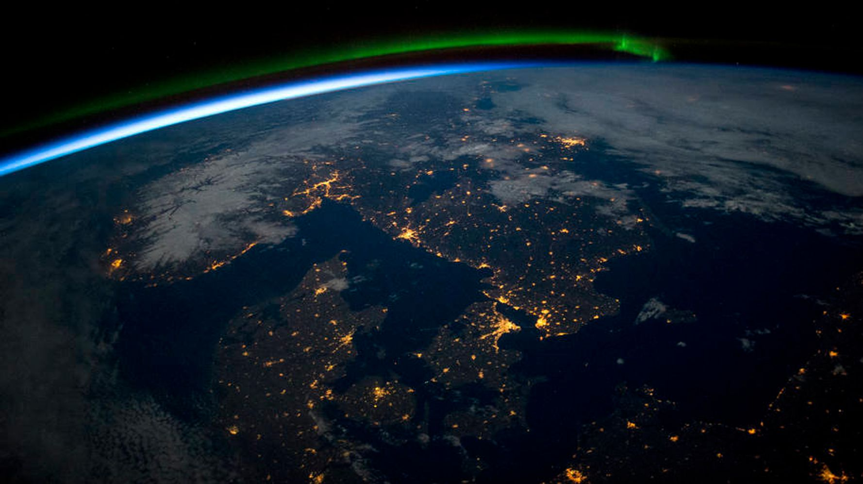 These Are NASA's Favorite Earth Photos Of 2015, And They're Quite Spectacular