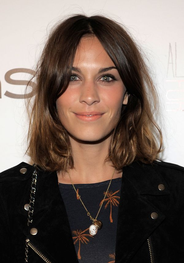 Alexa Chung attends Madewell, Alexa Chung & InStyle celebrate the launch of The Alexa Chung For Madewell Fall 2011 Collec