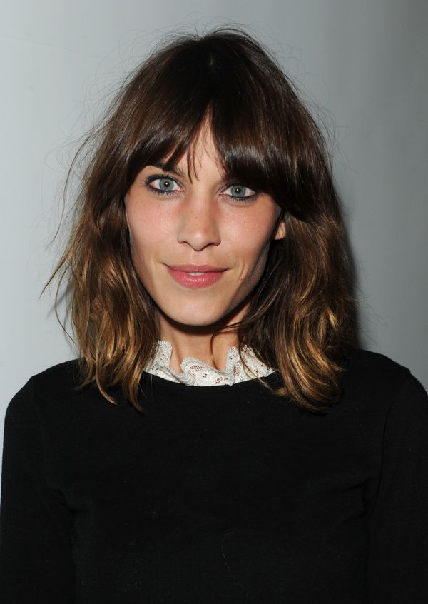 """Alexa Chung attends the """"Everyone Must Be Announced"""" book release party at Milk Gallery in New York City."""