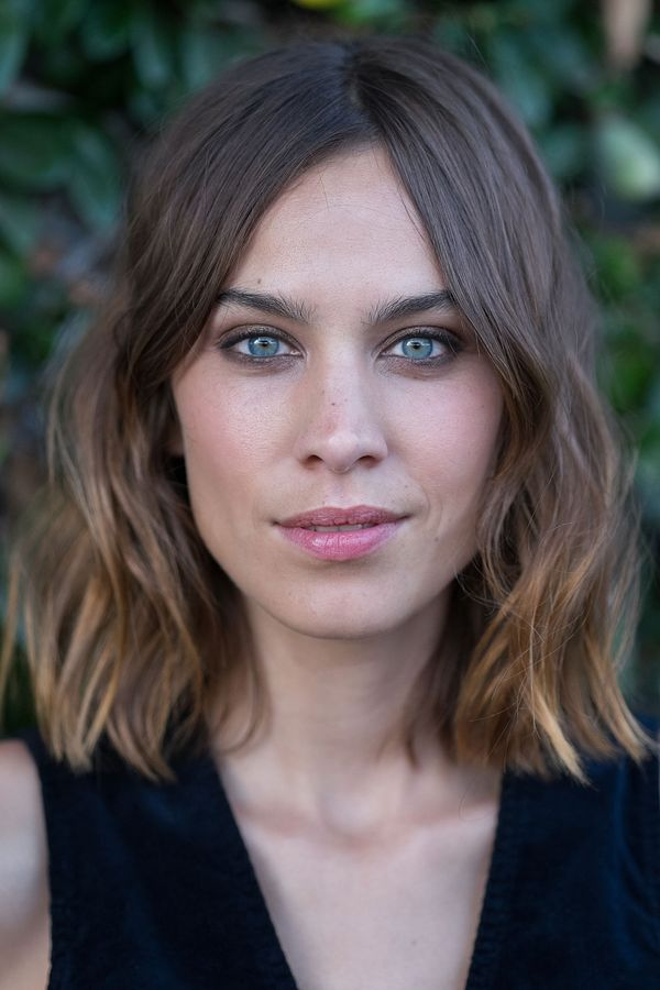 Alexa Chung attends the launch of Alexa Chung xAG PA at Ron Herman in Los Angeles, California.
