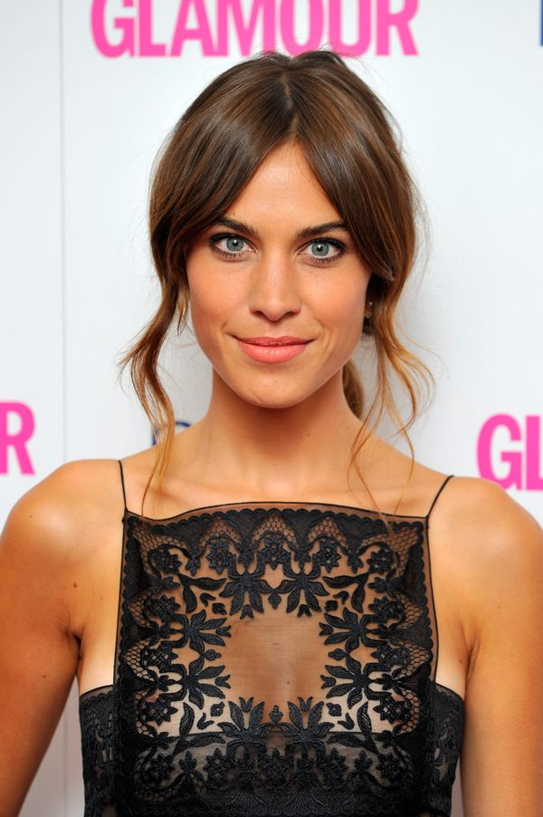 Alexa Chung attends the Glamour Women of the Year Awards at Berkeley Square Gardens in London, England.