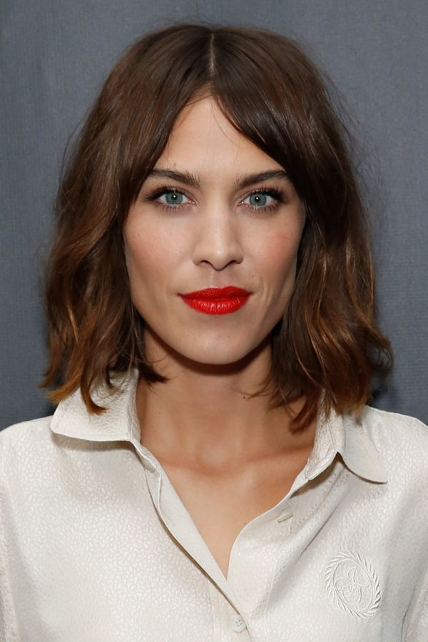 Alexa Chung For AG New York Launch Party In City